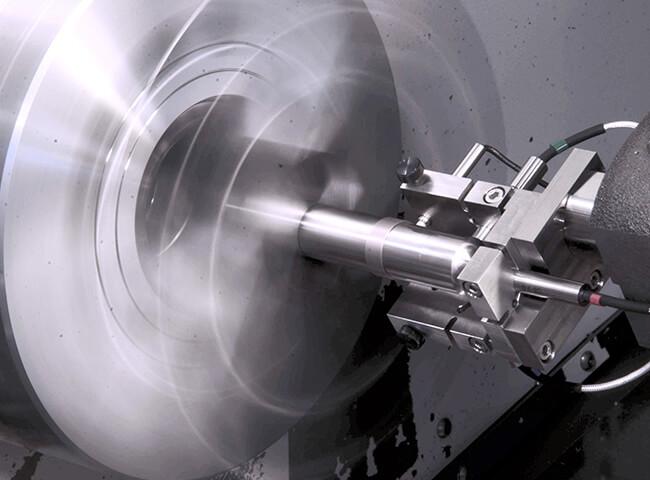 CNC 선반 가공 부품