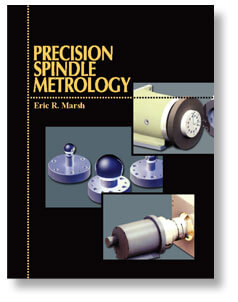Precision Spindle Metrology Book Cover