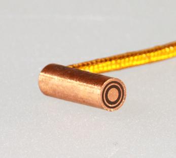 Sonde en cuivre
