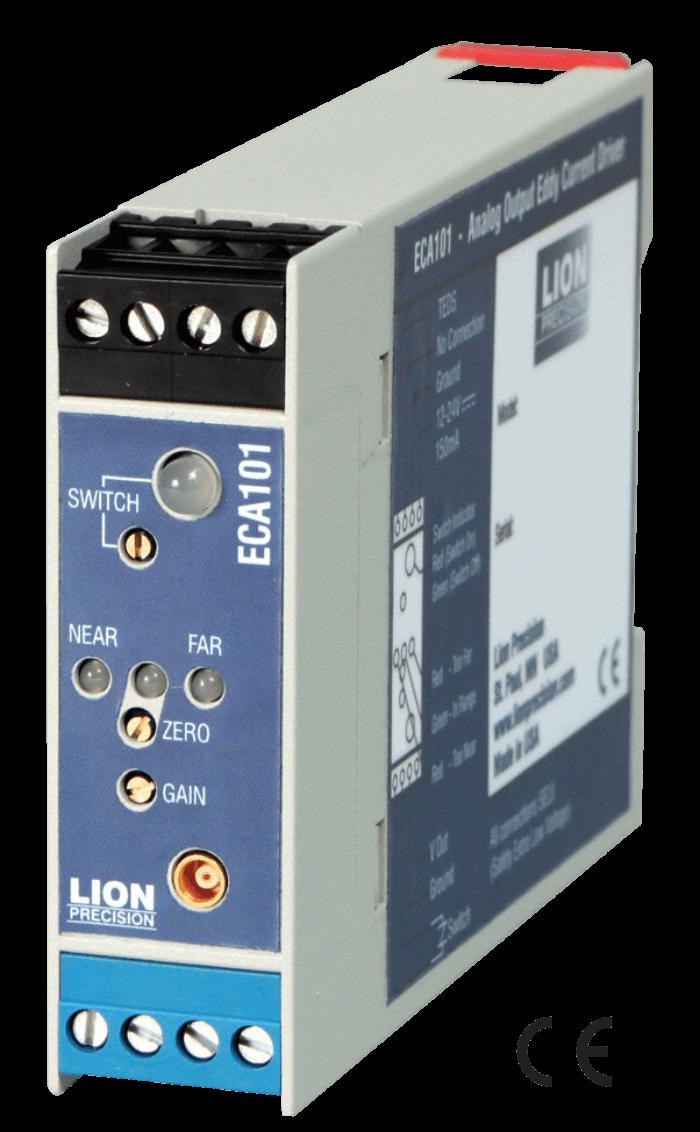 ECA101 基本传感器