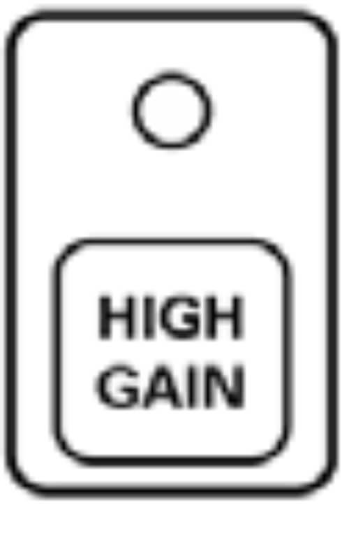 High Gain Mode