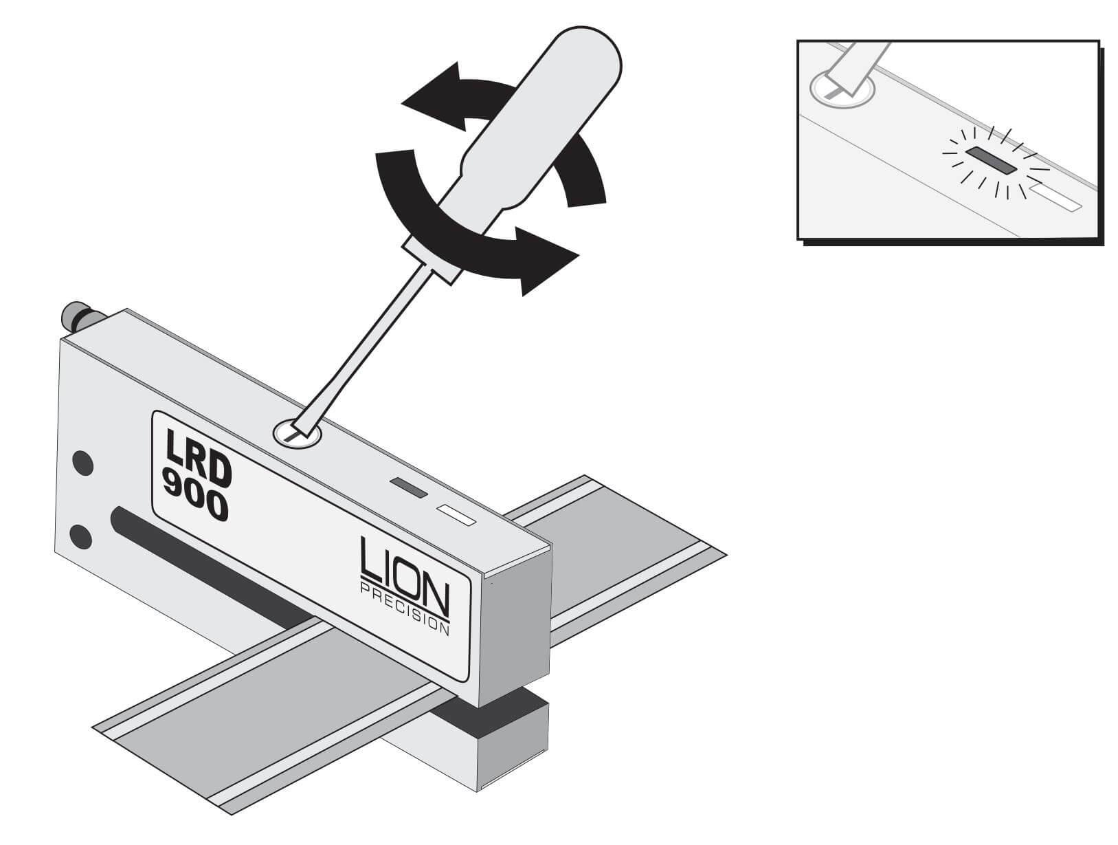 LRD900 Schritt 2