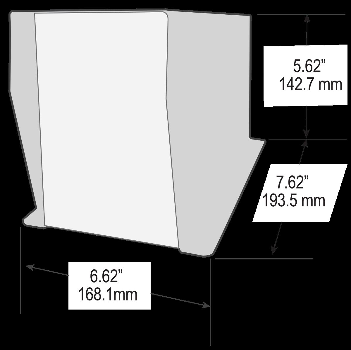 Dimensions du Targa III