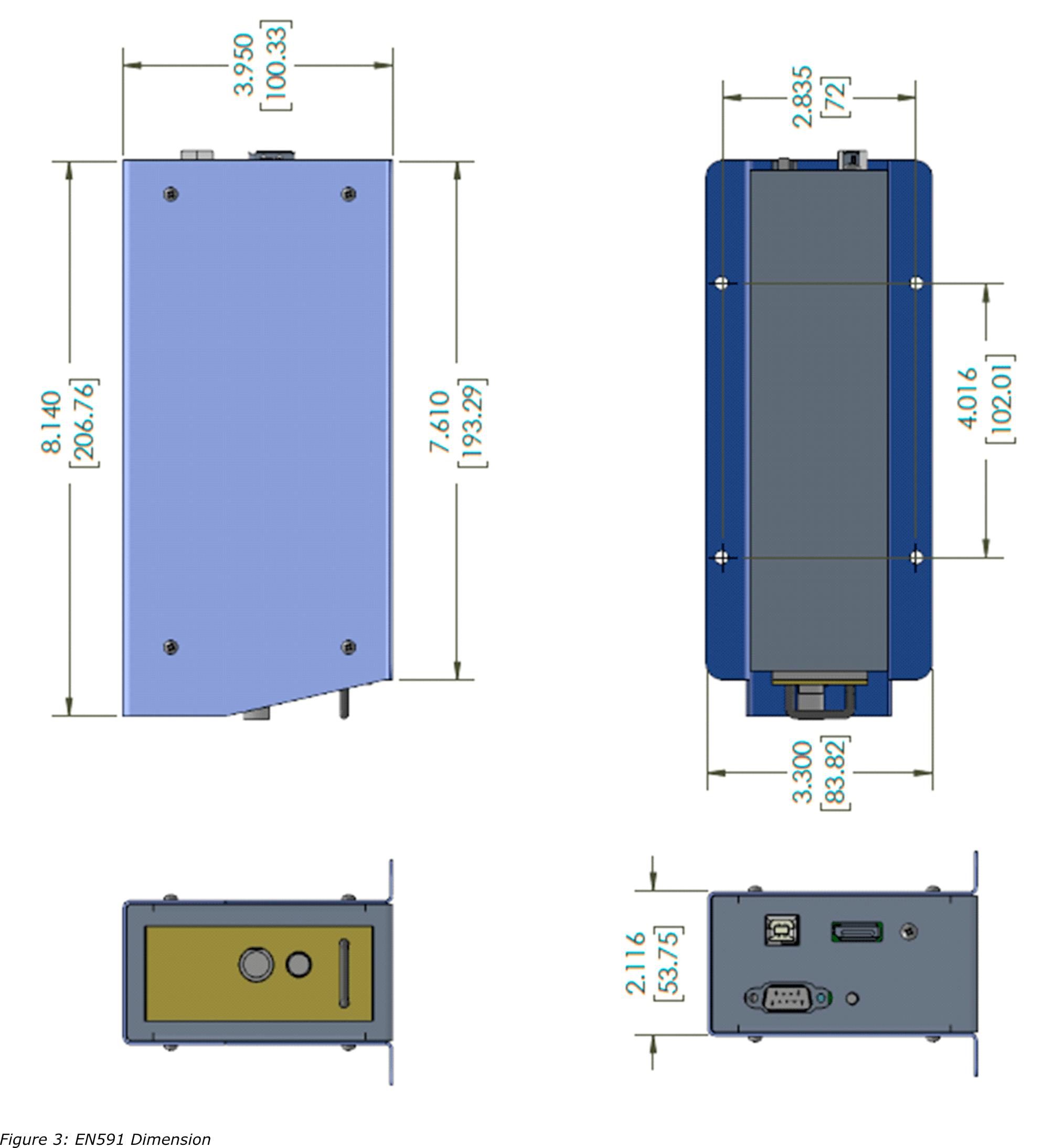 EN591外壳图示