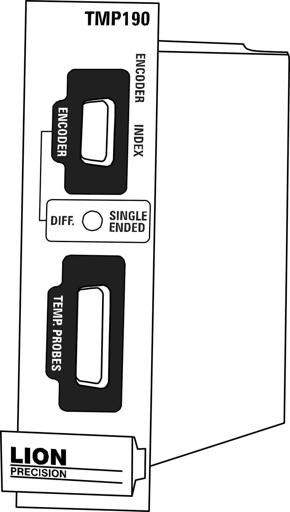 Diagrama TMP190