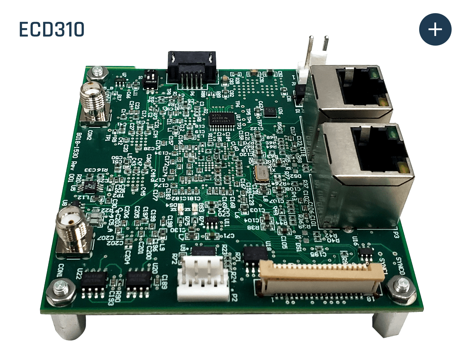 Click here to learn more about the ECD310